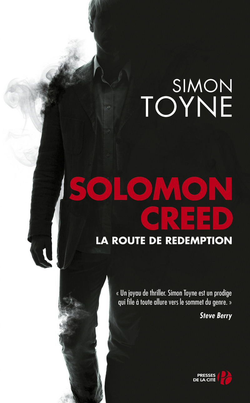 Couverture de l'ouvrage Solomon Creed