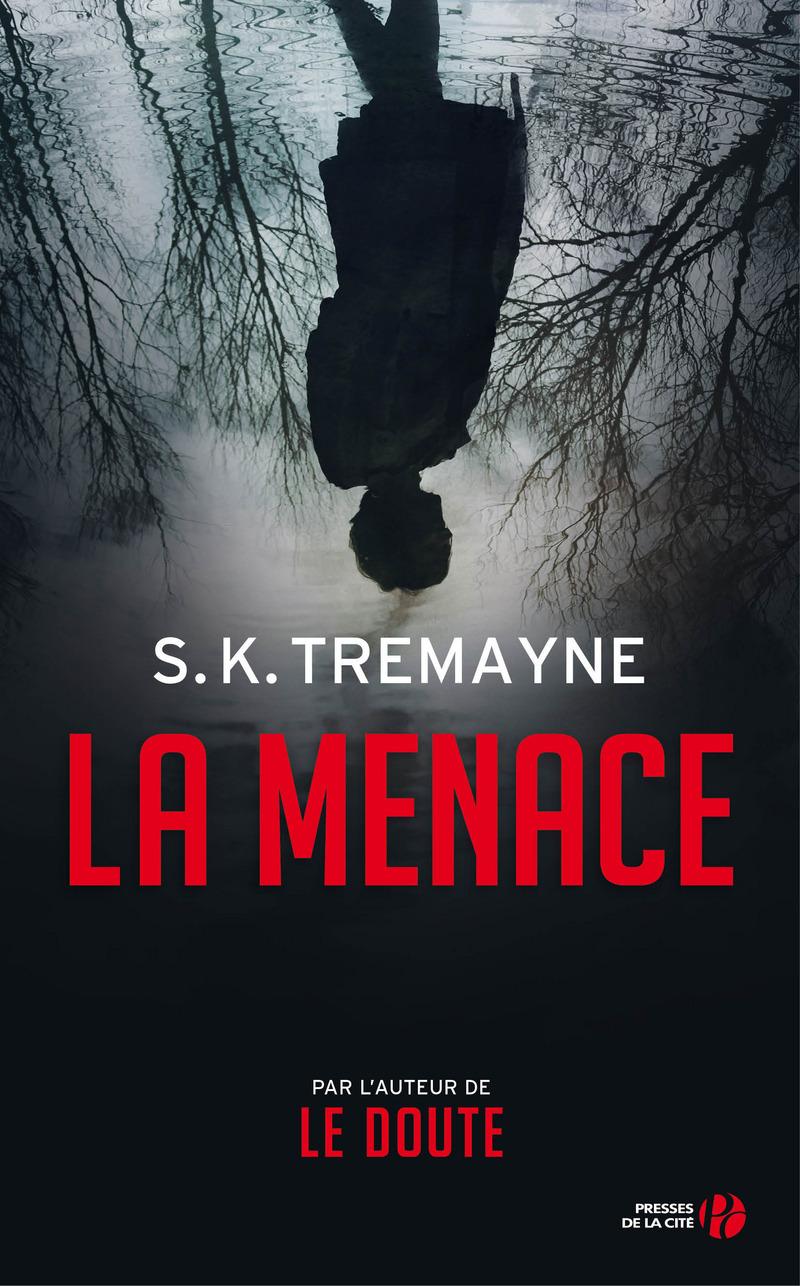 Couverture du livre La Menace