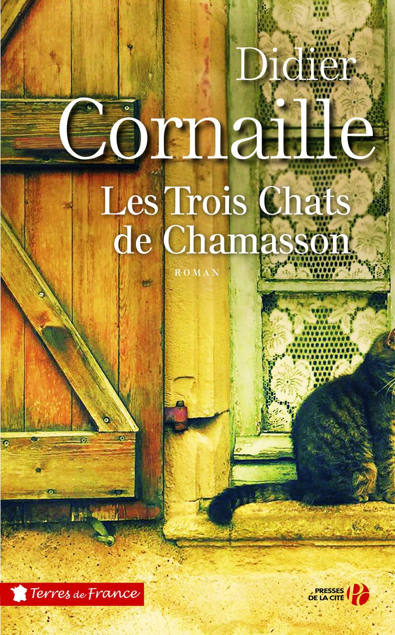 Couverture de l'ouvrage Les Trois Chats de Chamasson