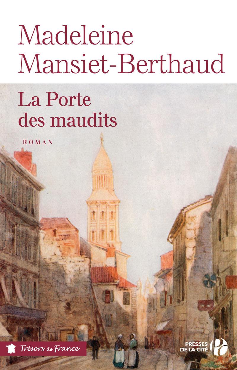 Couverture de l'ouvrage La Porte des maudits (TF)