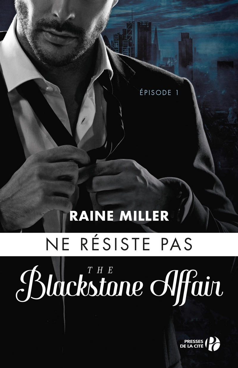 Couverture de l'ouvrage The Blackstone Affair t.1