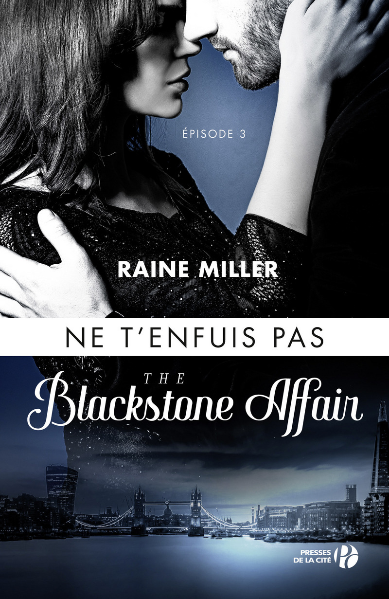 Couverture de l'ouvrage The Blackstone Affair
