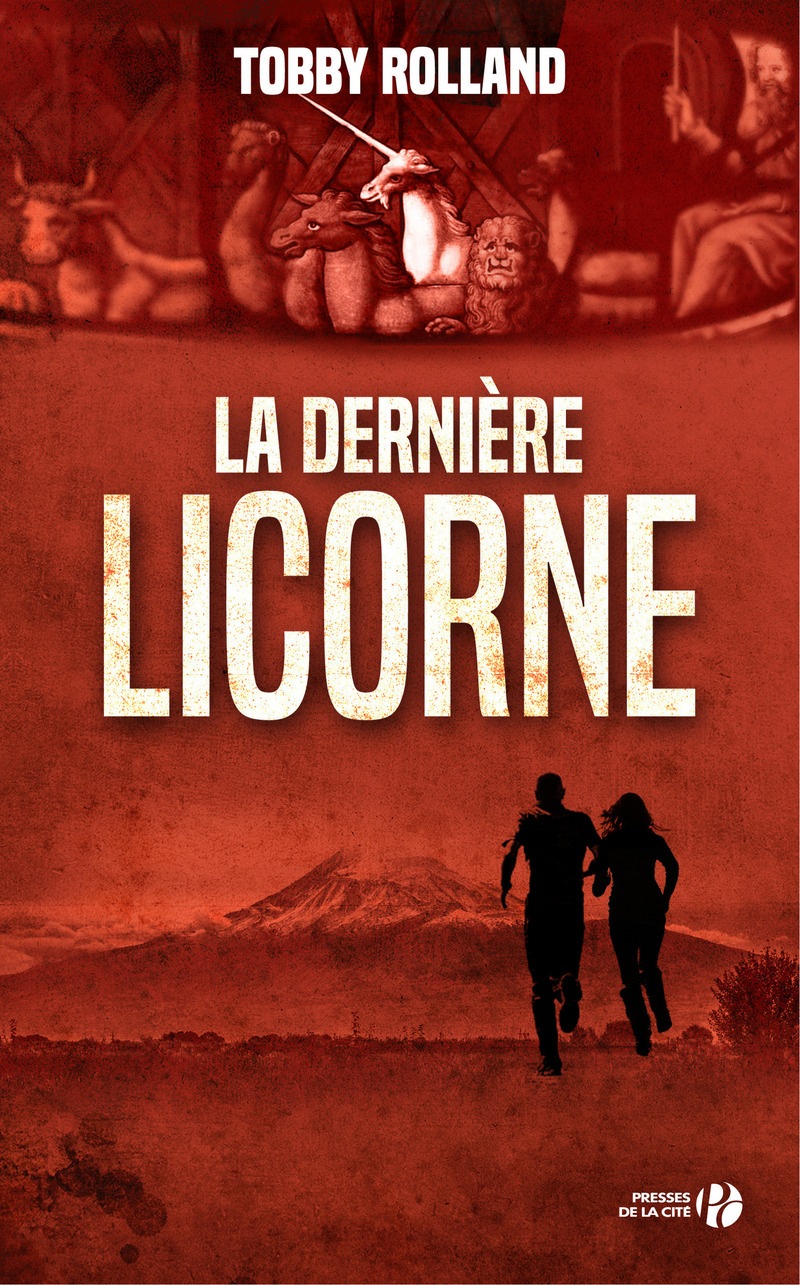 Couverture de l'ouvrage La Dernière Licorne