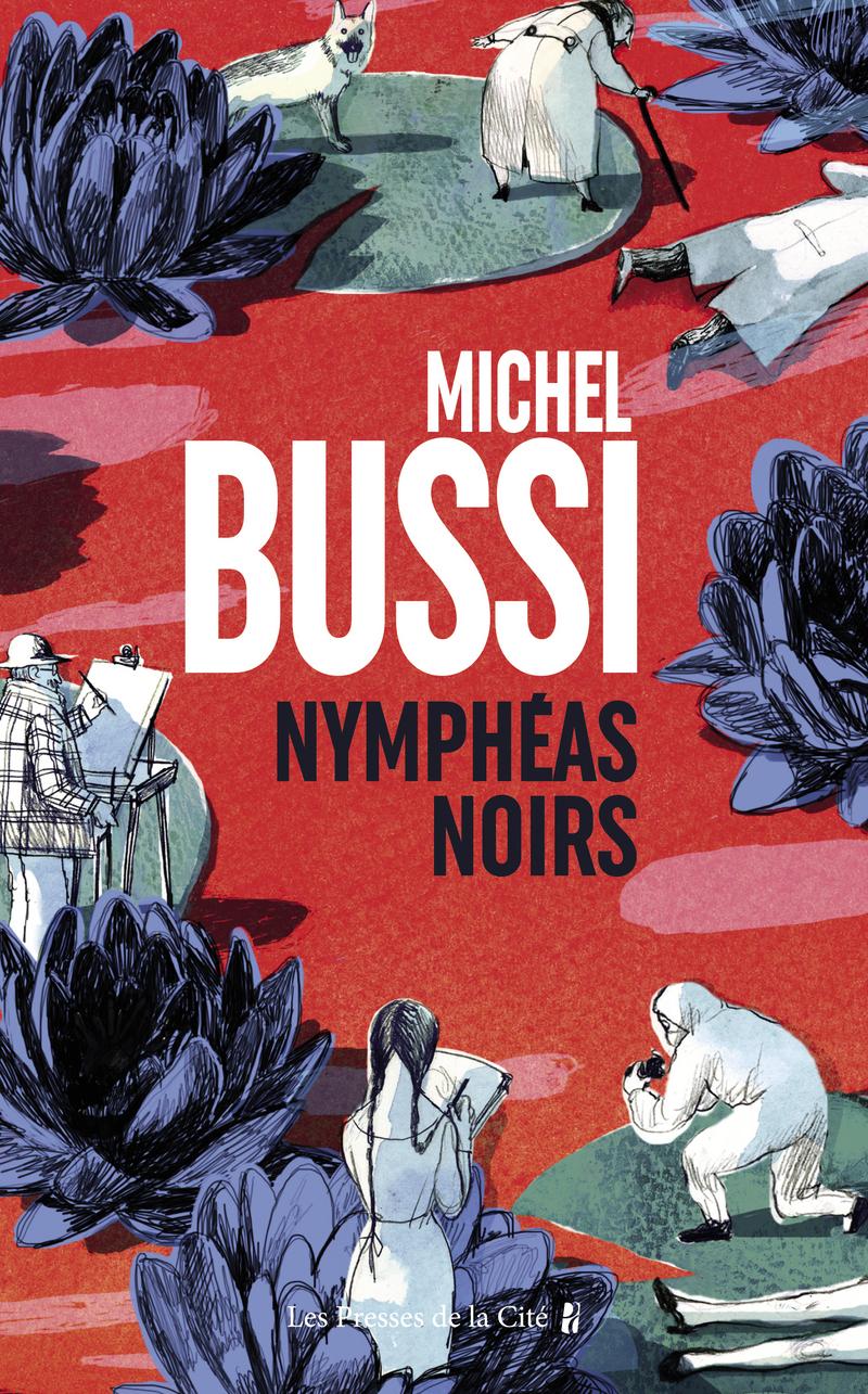 Couverture de l'ouvrage Nymphéas noirs