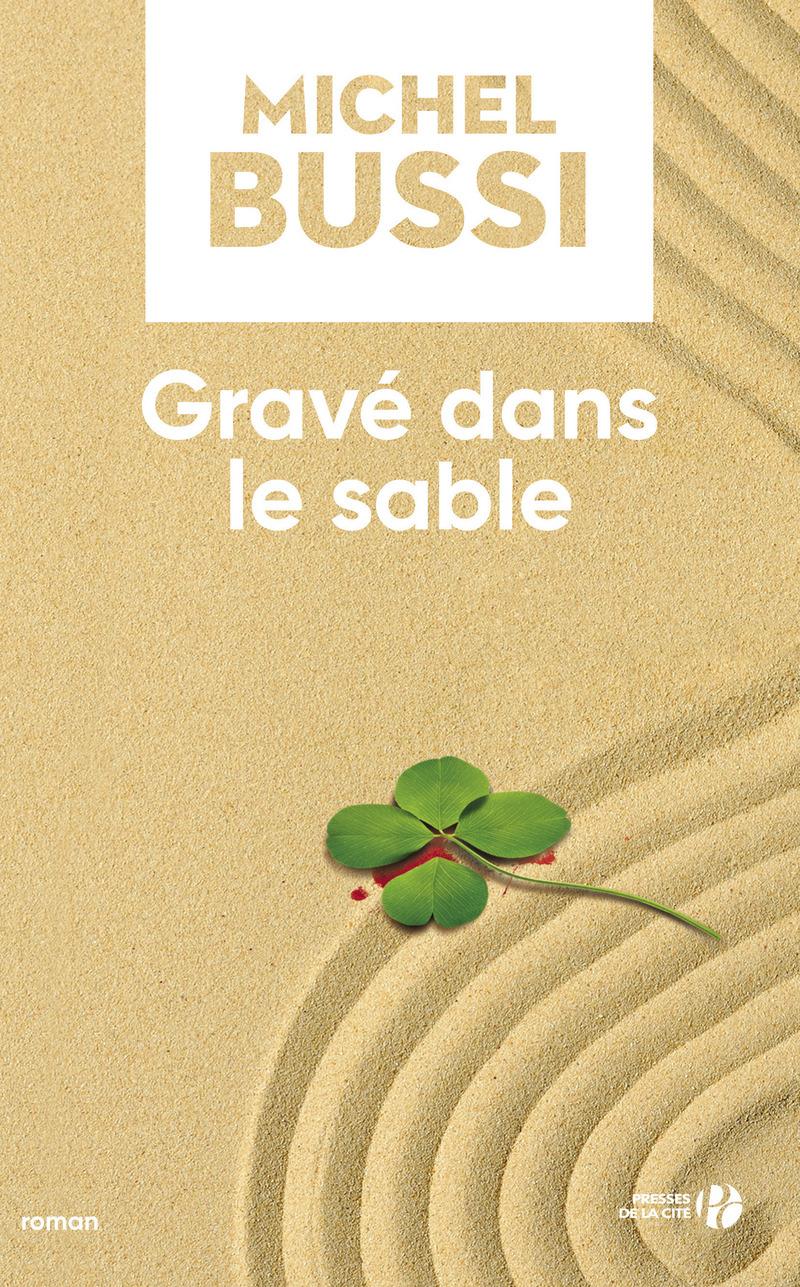Couverture de l'ouvrage Gravé dans le sable