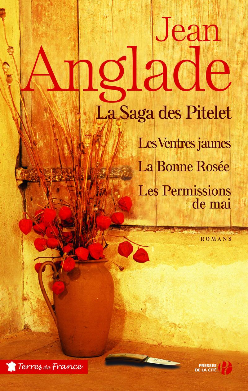 Couverture de l'ouvrage La Saga des Pitelet