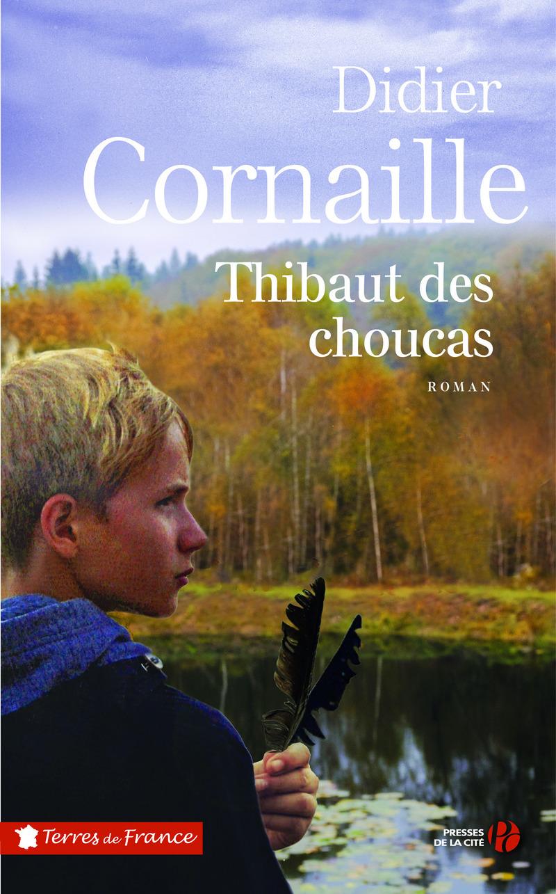 Couverture de l'ouvrage Thibaut des choucas