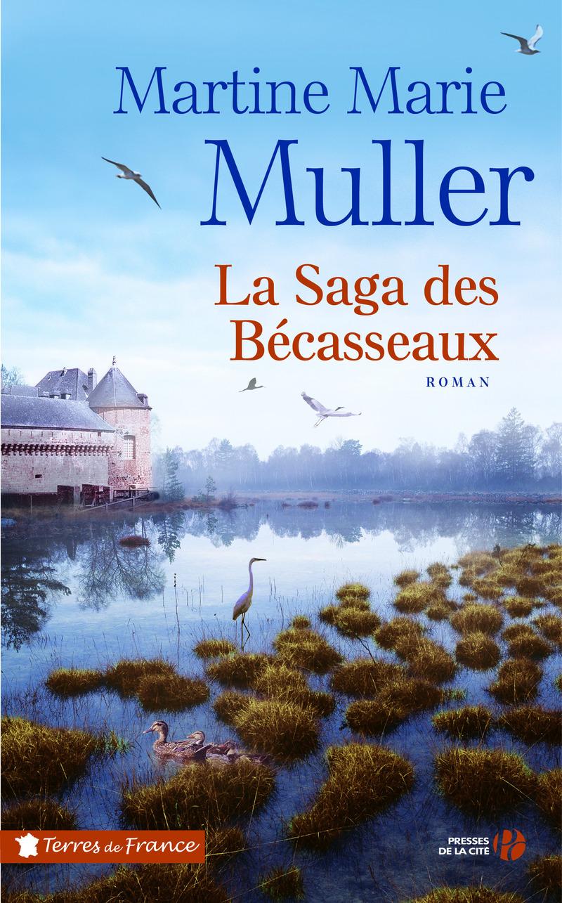 Couverture de l'ouvrage La Saga des Bécasseaux