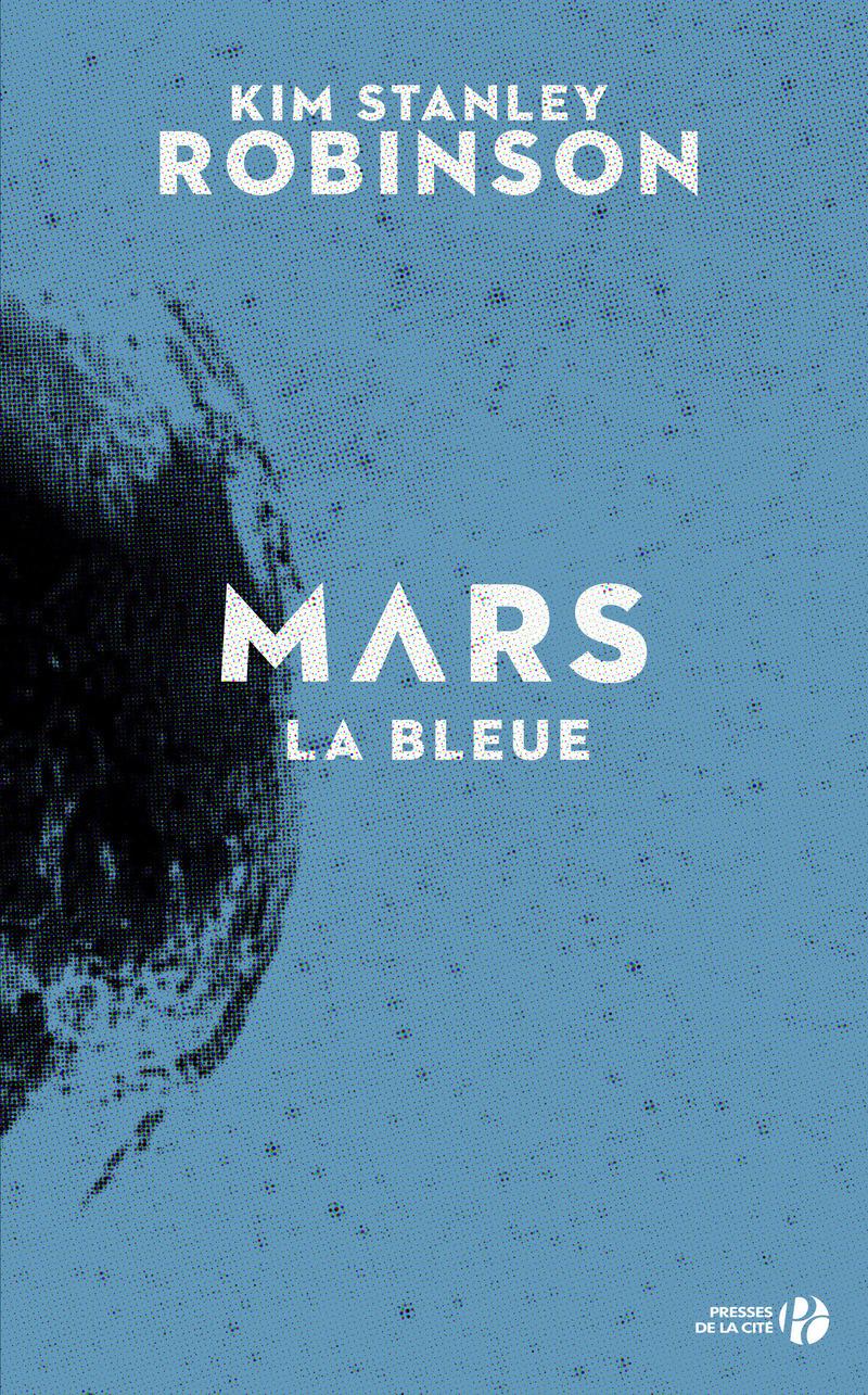 Couverture de l'ouvrage Mars la bleue