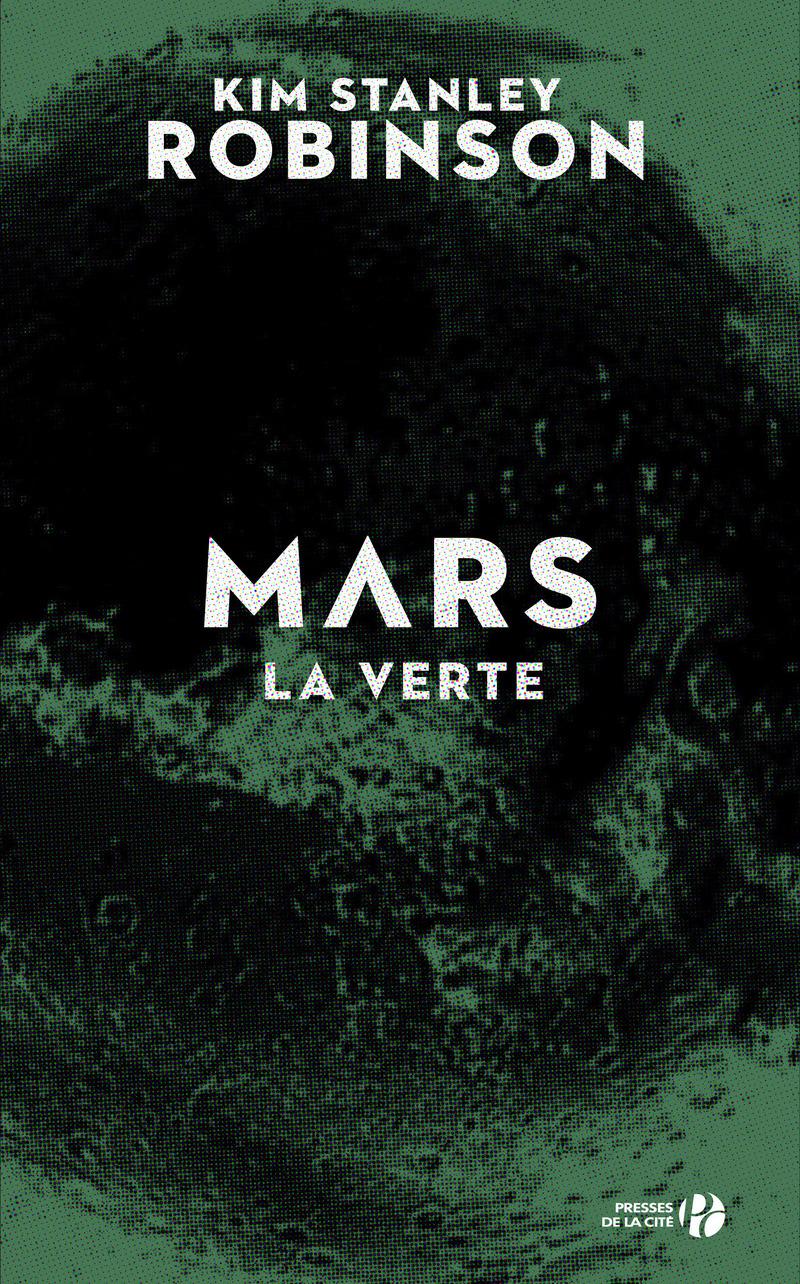 Couverture de l'ouvrage Mars la verte