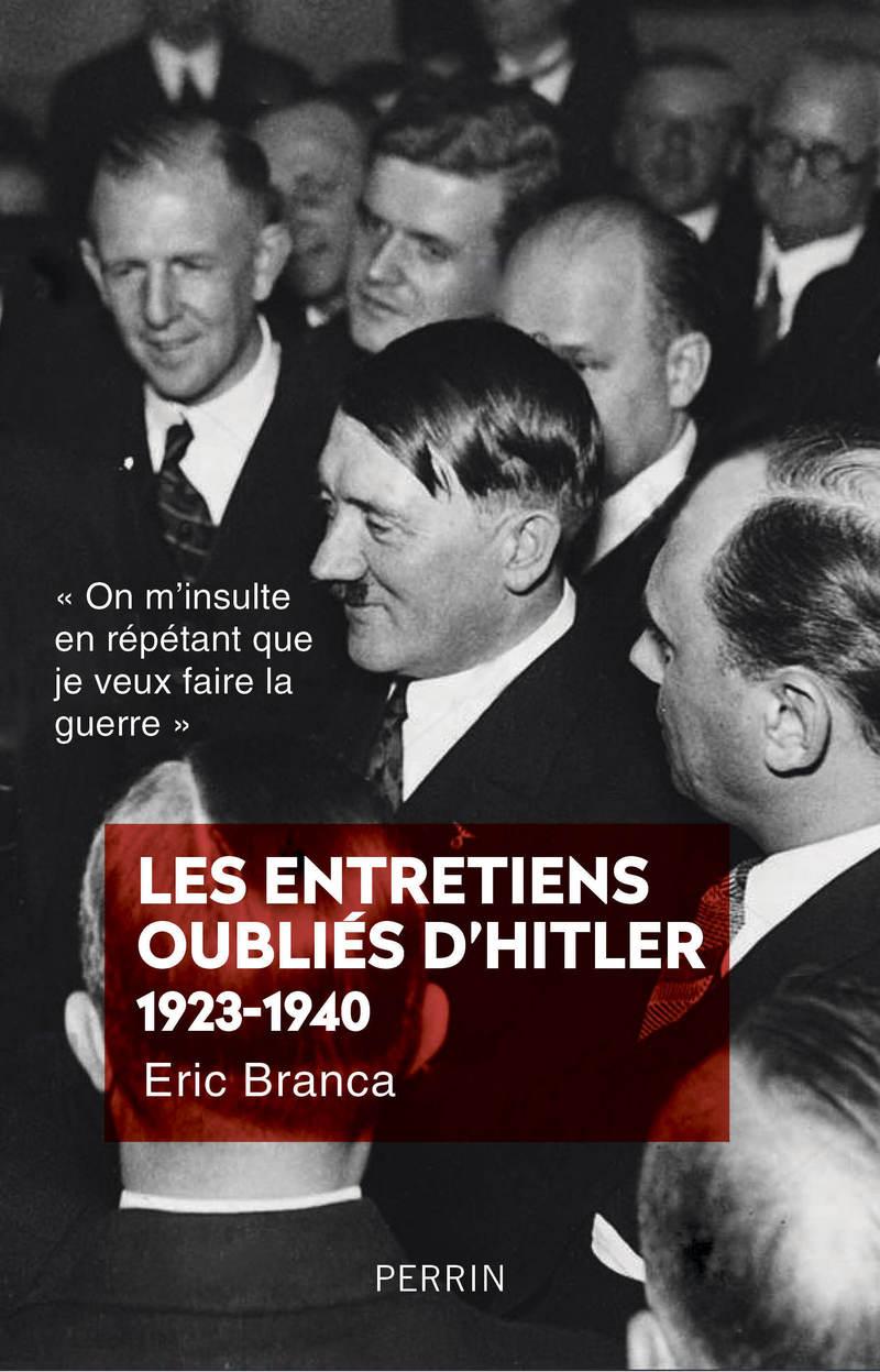 Forgotten Interviews with Hitler