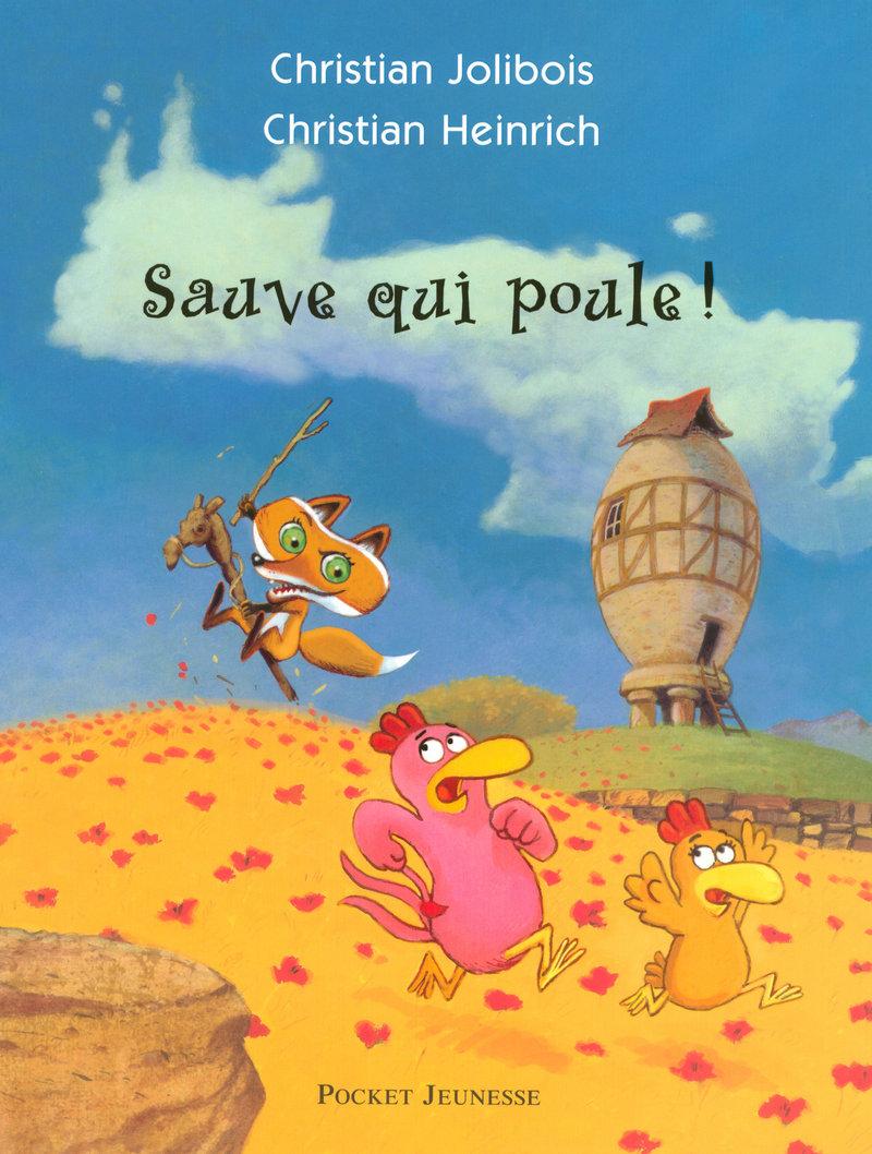 Les P'tites Poules – Sauve qui poule !