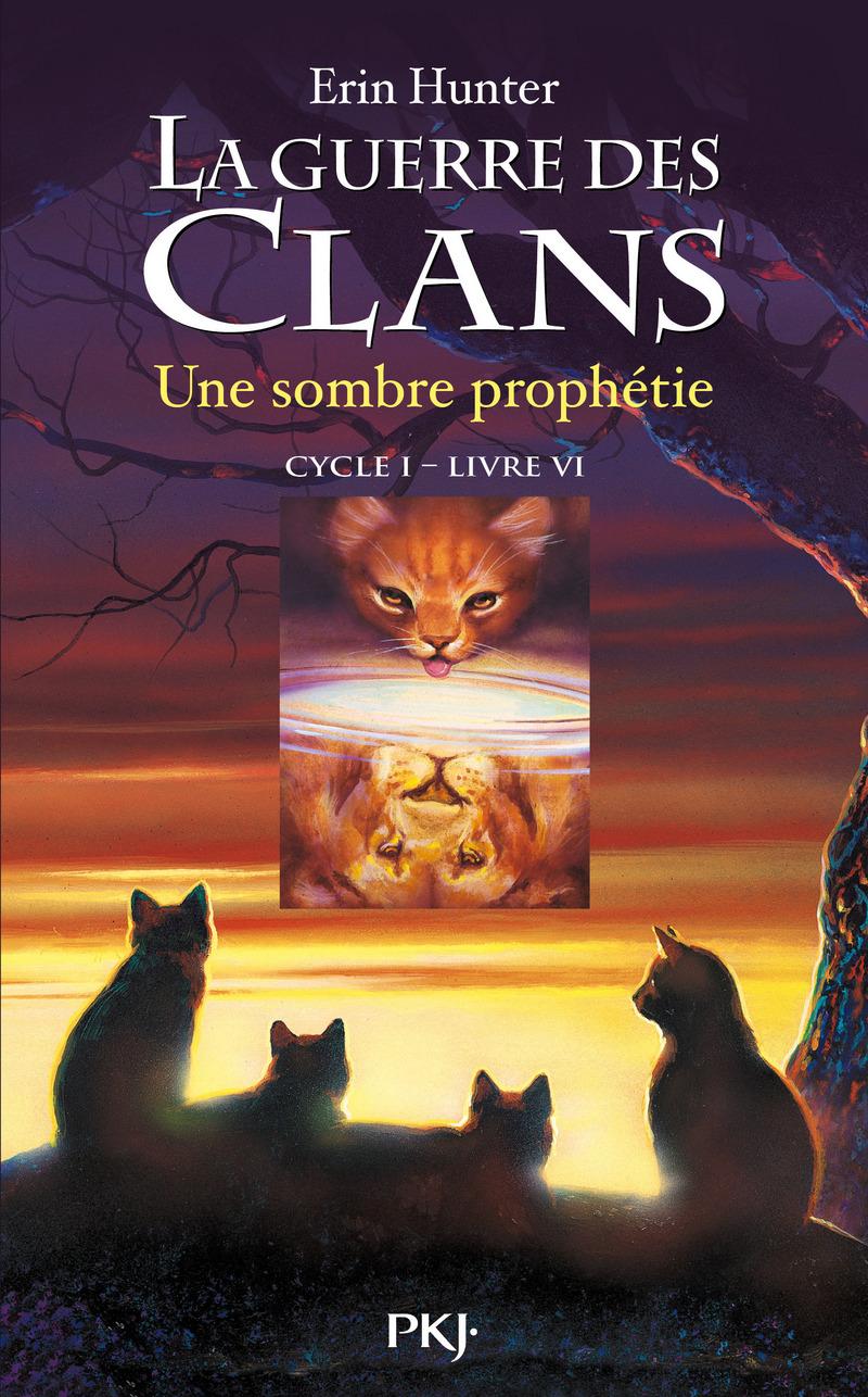 LA GUERRE DES CLANS : UNE SOMBRE PROPHÉTIE - Erin HUNTER