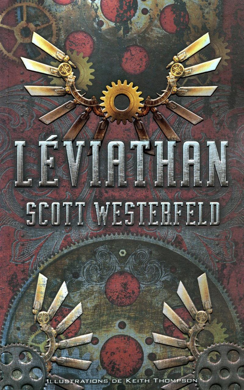 1. L�VIATHAN - Scott WESTERFELD