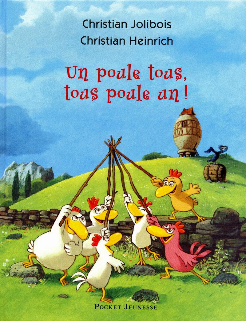 Les P'tites Poules – Un poule tous, tous poule un !