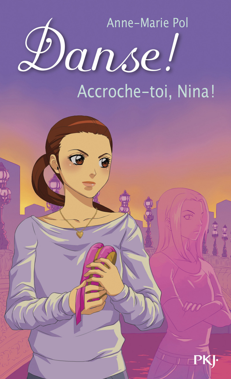 34. ACCROCHE-TOI, NINA! - ANNE-MARIE POL