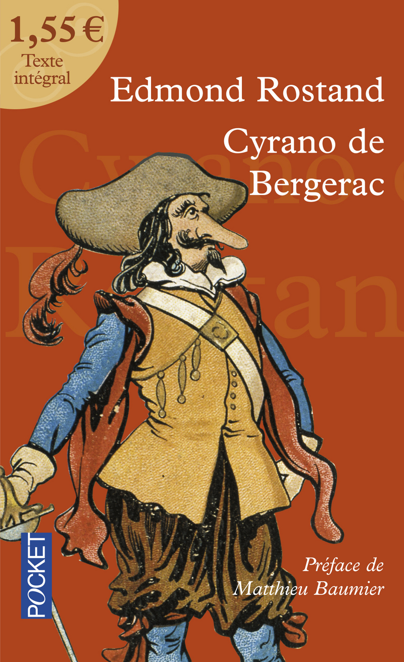 a review of cyrano de bergerac by edmond rostand Cyrano de bergerac has endured as one of history's most read and performed classic dramas beneth jones discusses this heroic comedy by edmond rostand in two class-length segments with extensive excerpts from the university classic players stage production.
