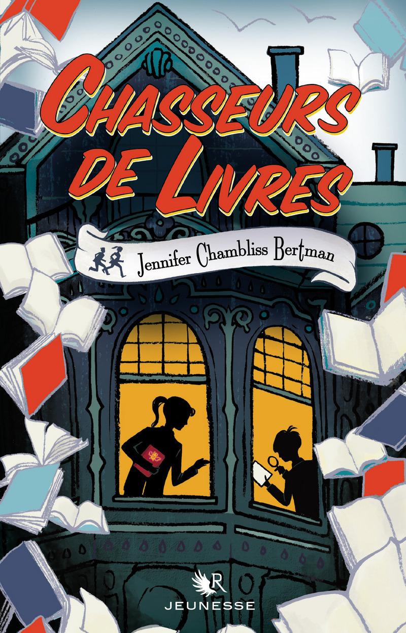 CHASSEURS DE LIVRES - TOME 1