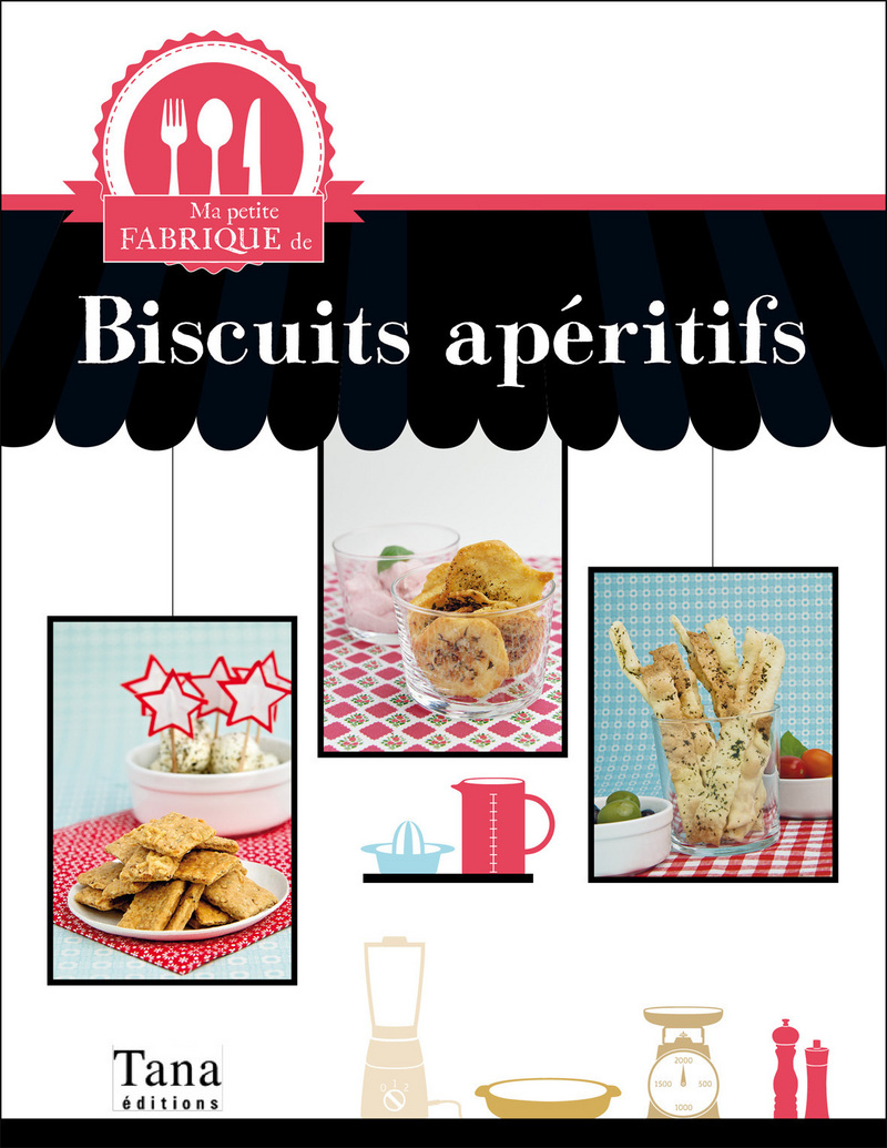 BISCUITS APEROS MAISONS