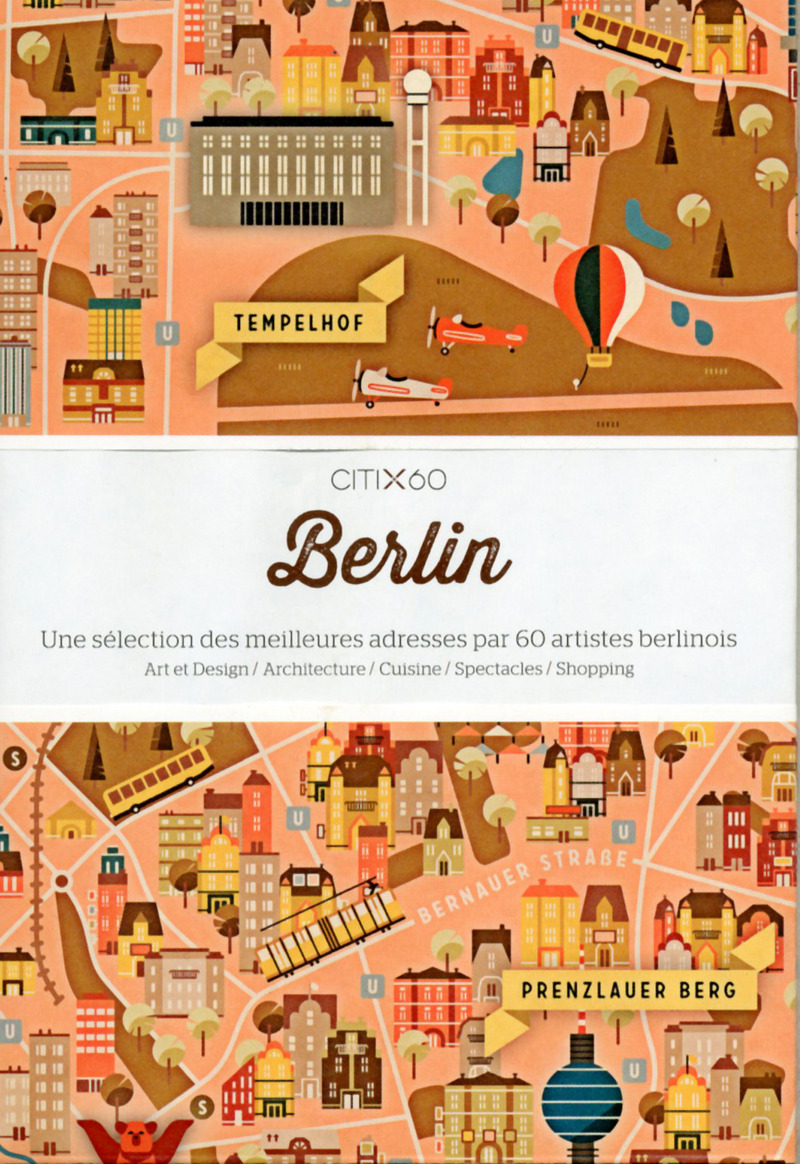 City Maps - Berlin