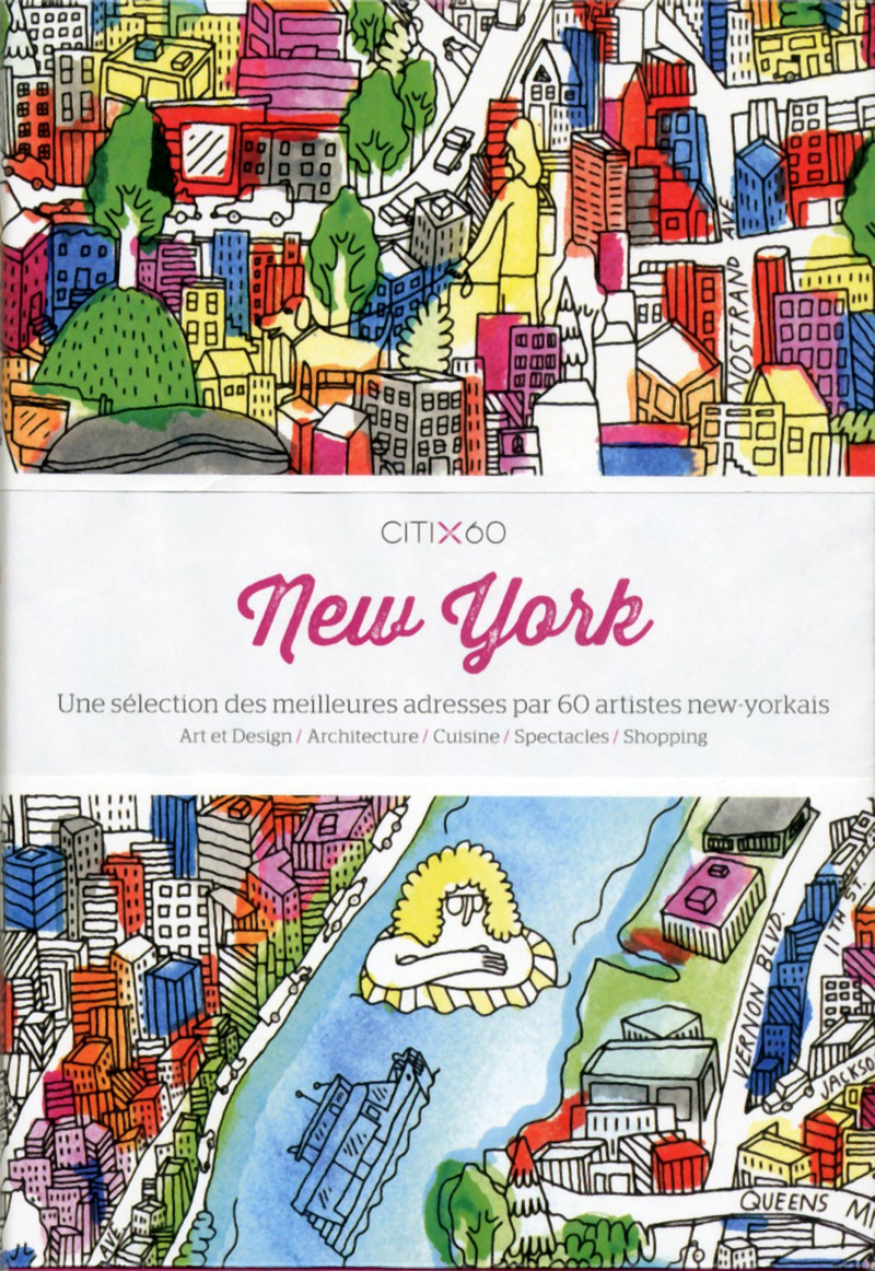 City Maps - New York