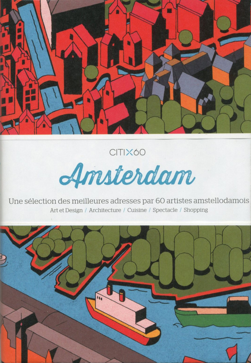 City Maps - Amsterdam