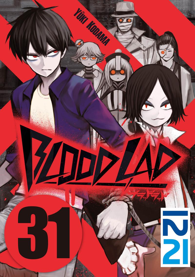BLOOD LAD - CHAPITRE 31 - Yûki KODAMA