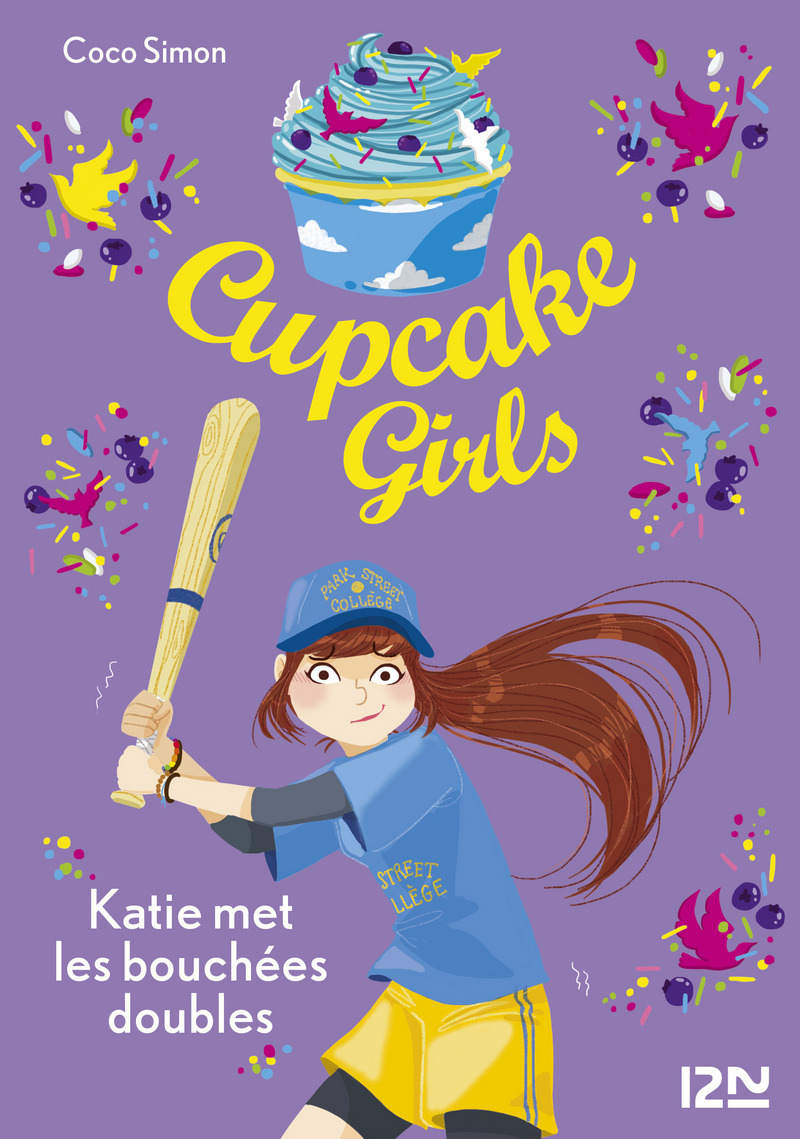 CUPCAKE GIRLS - TOME 5 - Coco SIMON