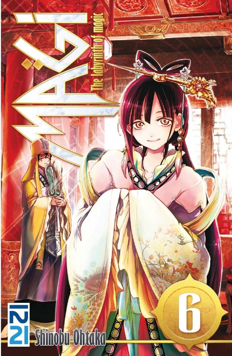 MAGI - TOME 06 - Shinobu OHTAKA