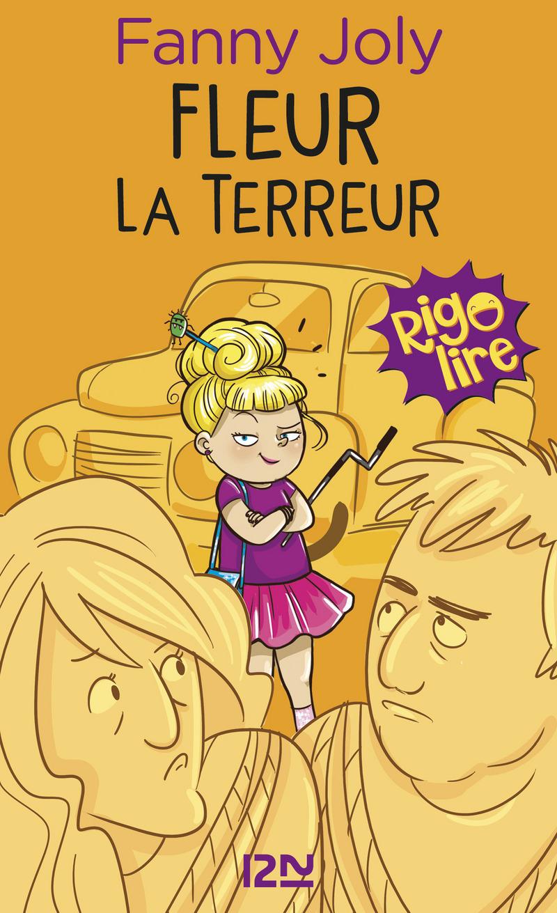 FLEUR LA TERREUR - Fanny JOLY