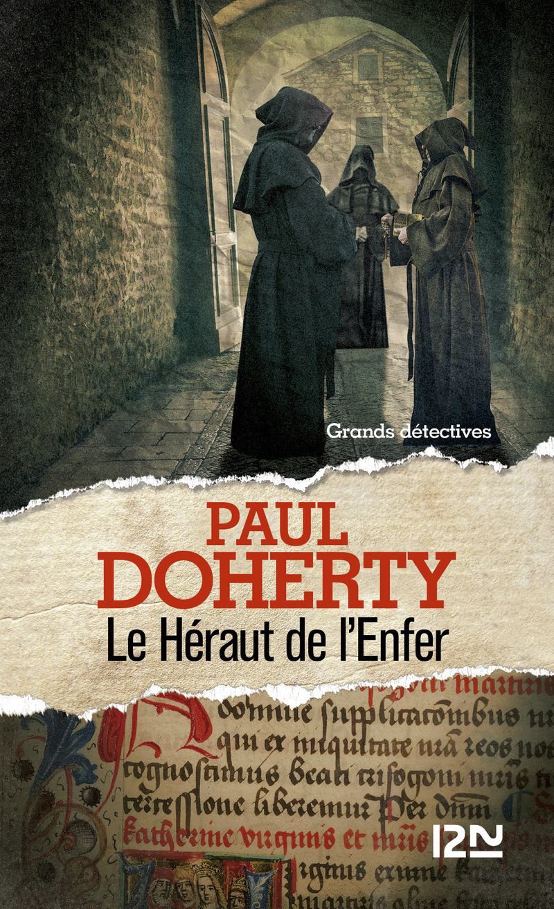 LE HÉRAUT DE L'ENFER - Paul DOHERTY