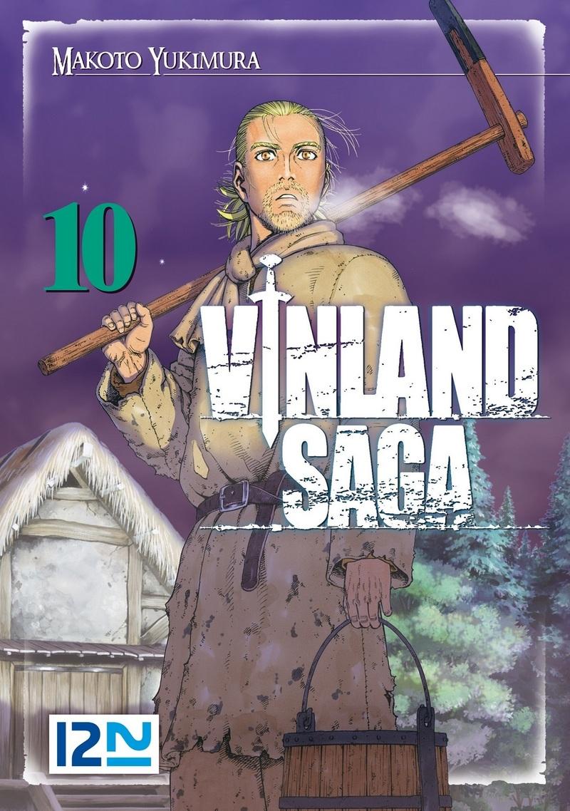 VINLAND SAGA - TOME 10 - Makoto YUKIMURA