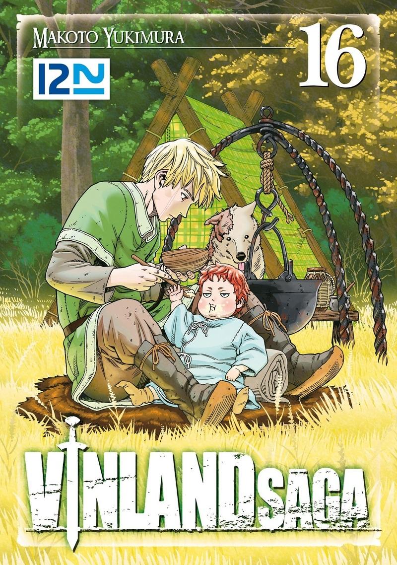 VINLAND SAGA - TOME 16 - Makoto YUKIMURA