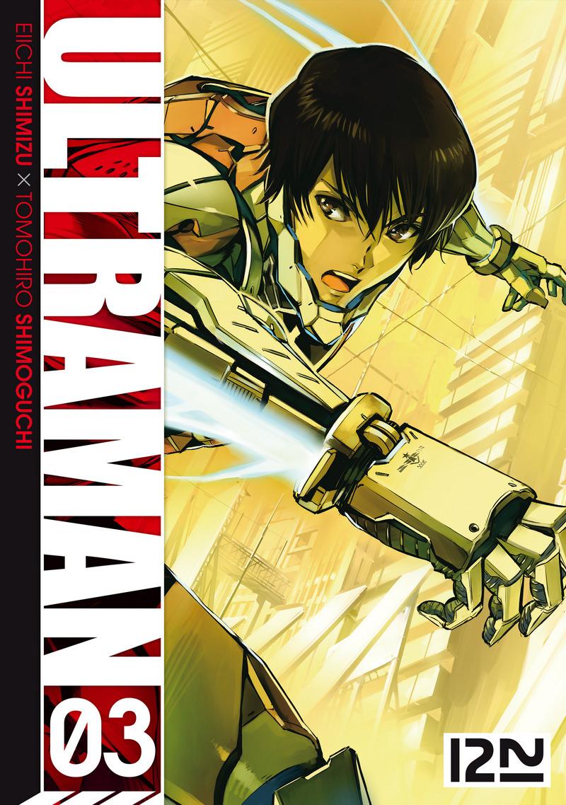 ULTRAMAN - TOME 03 - Eiichi SHIMIZU,Tomohiro SHIMOGUCHI