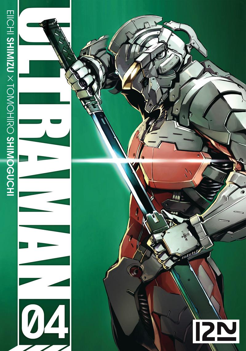 ULTRAMAN - TOME 04 - Eiichi SHIMIZU,Tomohiro SHIMOGUCHI