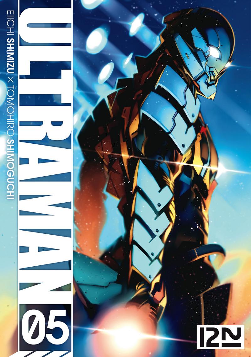 ULTRAMAN - TOME 05 - Eiichi SHIMIZU,Tomohiro SHIMOGUCHI