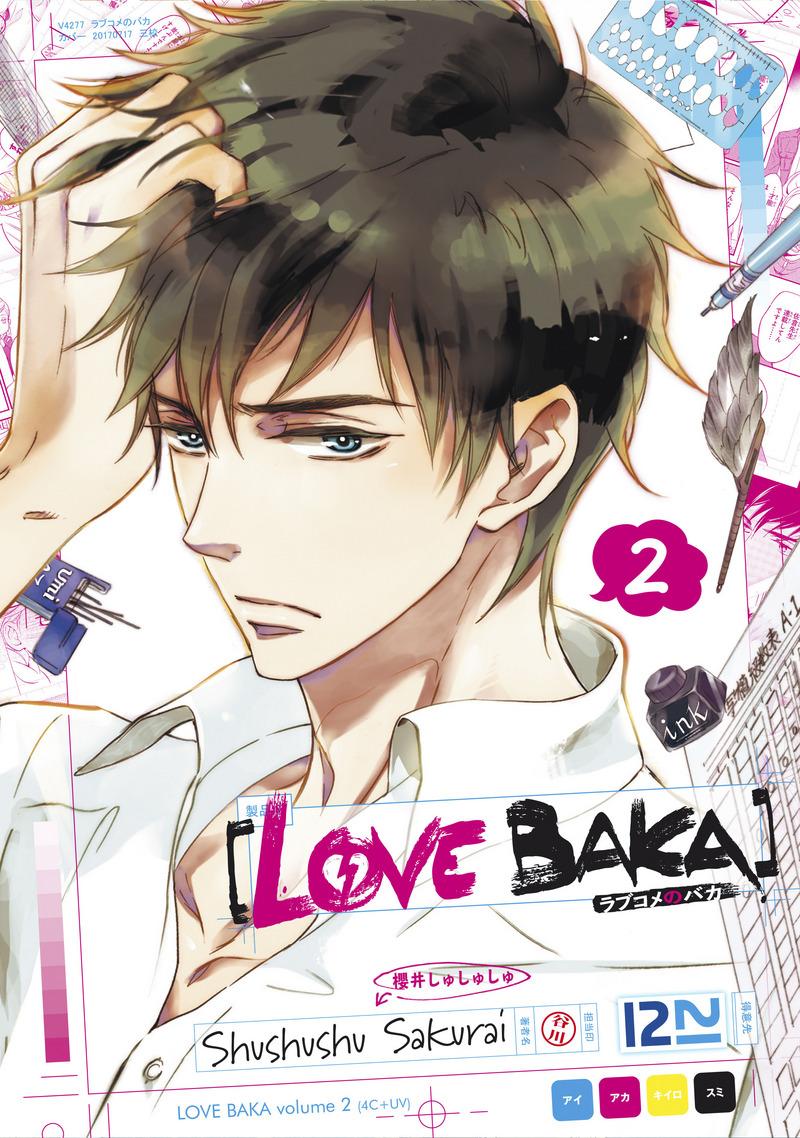 LOVE BAKA - TOME 02 - Shushushu SAKURAI