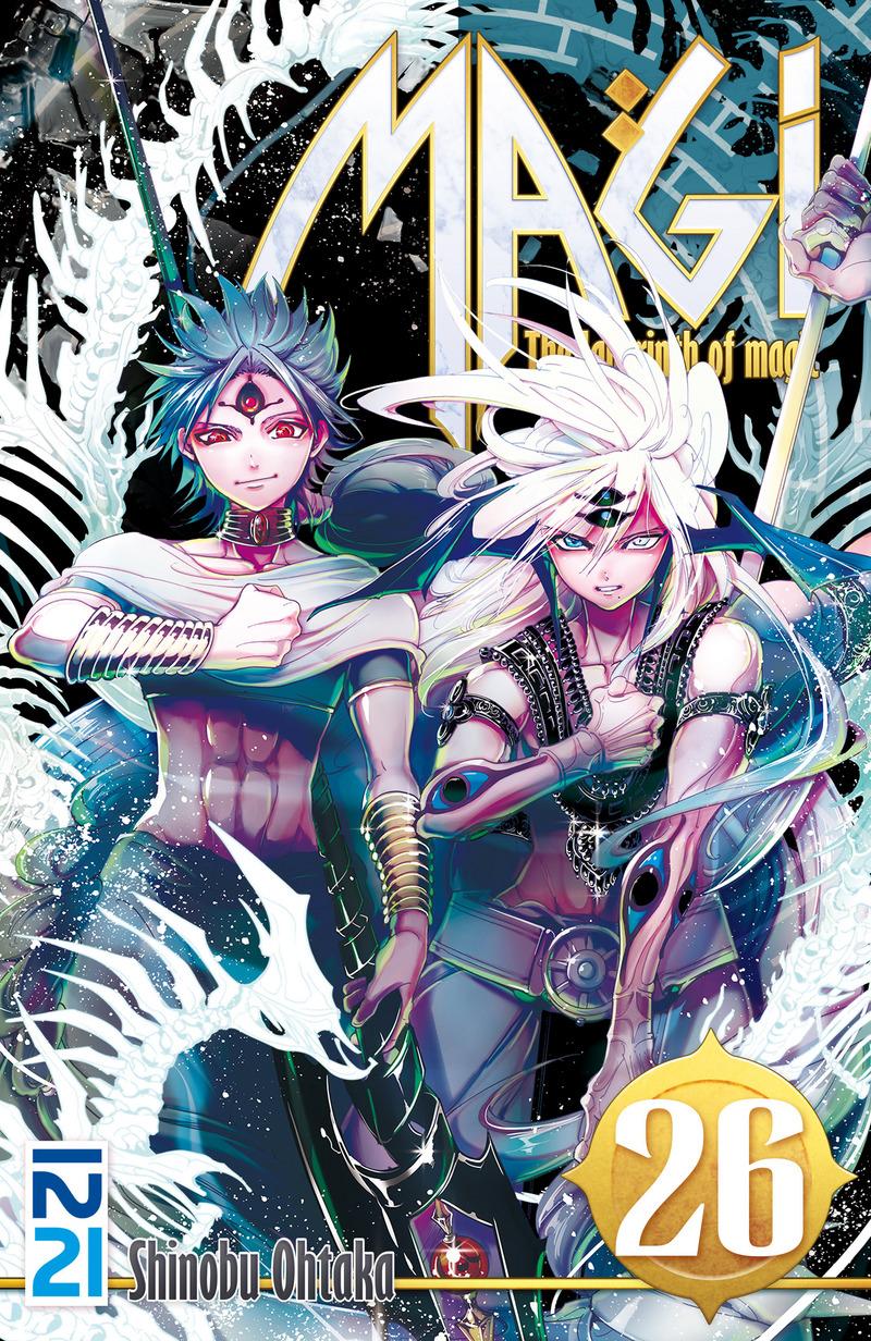 MAGI - TOME 26 - Shinobu OHTAKA