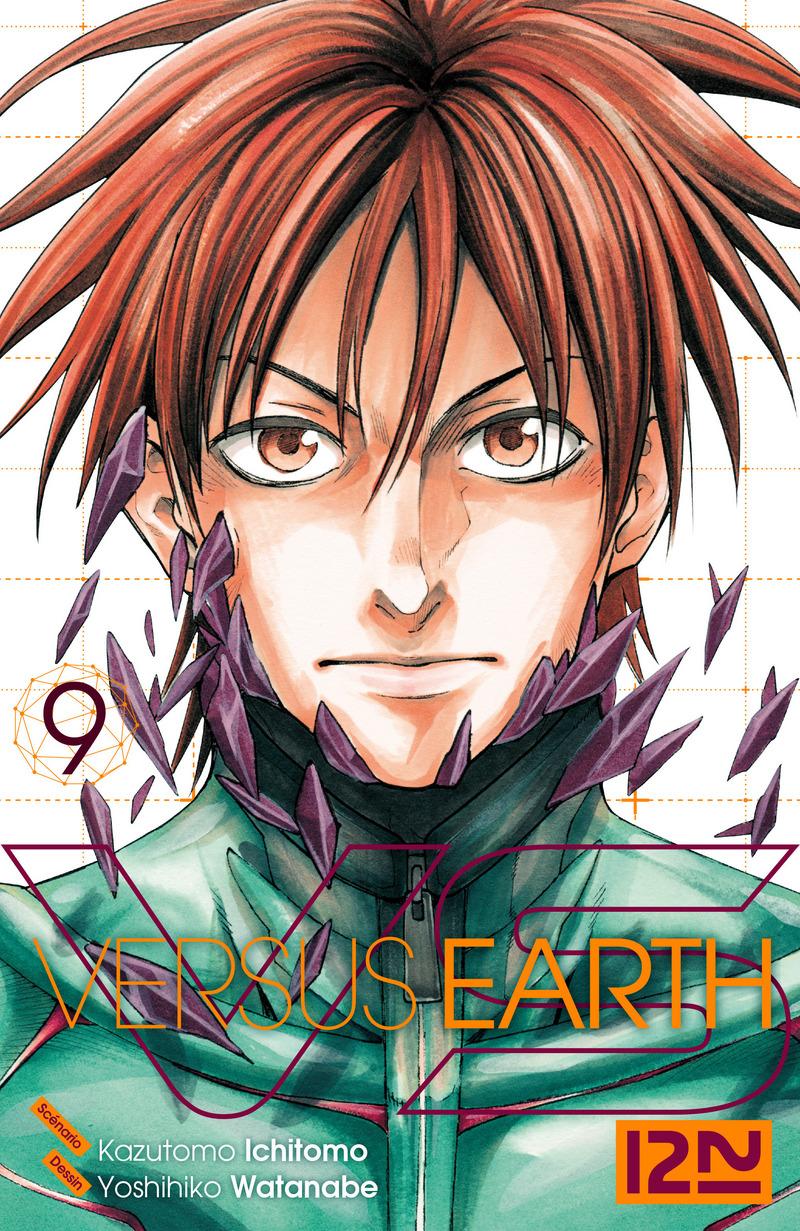 VERSUS EARTH - TOME 09 - Kazutomo ICHITOMO