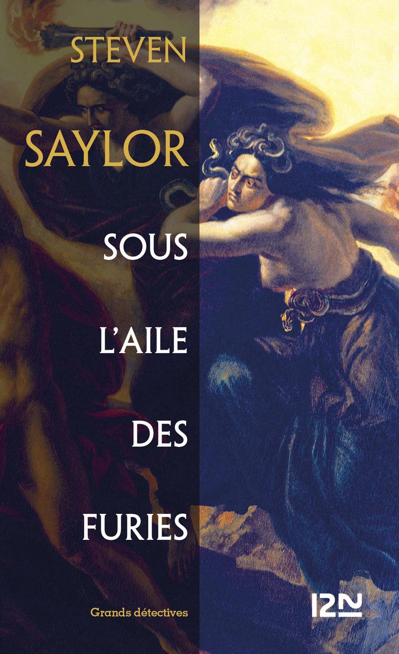 SOUS L'AILE DES FURIES - Steven SAYLOR