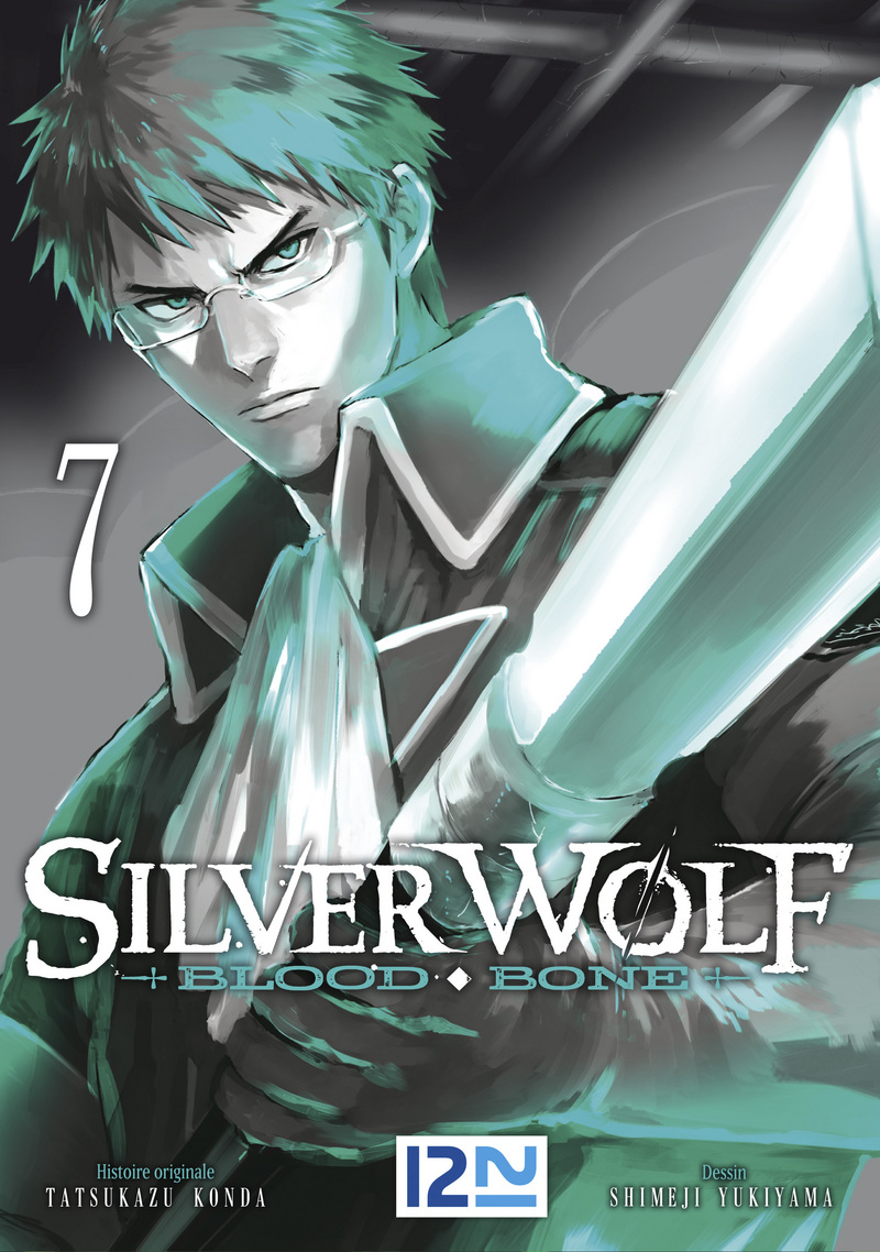 SILVER WOLF - BLOOD BONE - TOME 07 - Tatsukazu KONDA,Shimeji YUKIYAMA