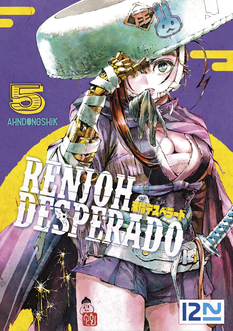 RENJOH DESPERADO - TOME 5 - AHNDONGSHIK