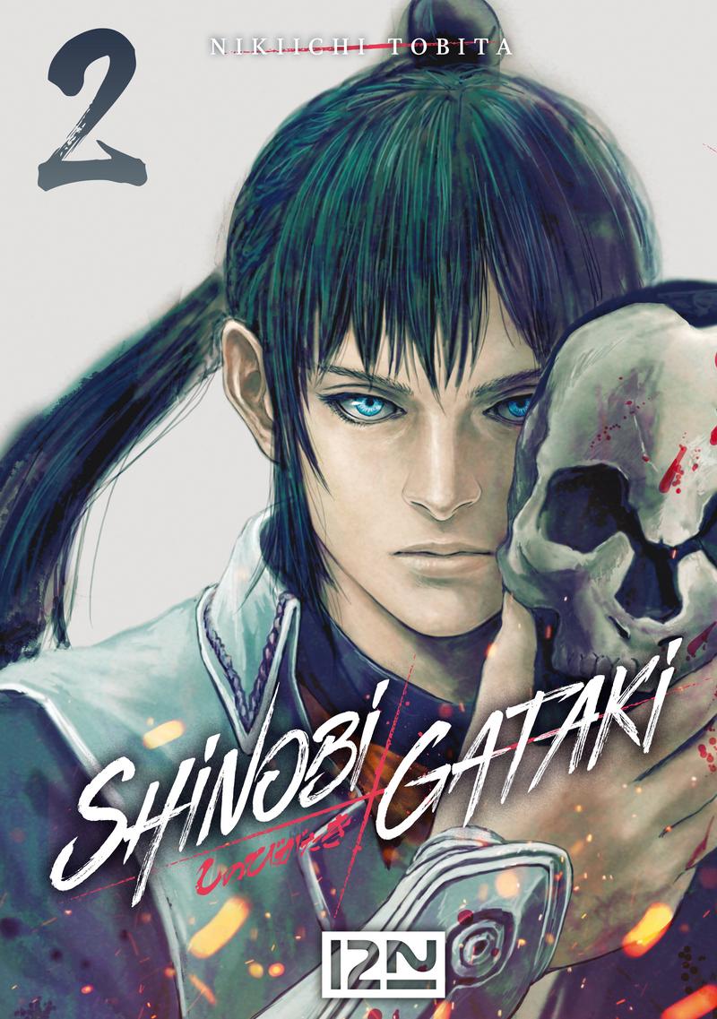 SHINOBI GATAKI - TOME 02 - Nikiichi TOBITA