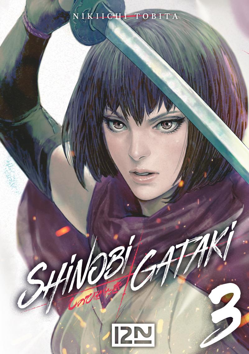 SHINOBI GATAKI - TOME 03 - Nikiichi TOBITA