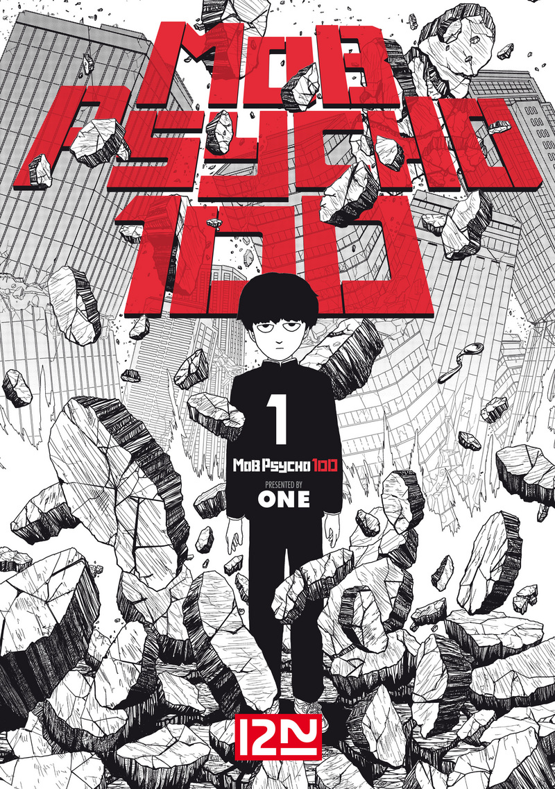MOB PSYCHO 100 - TOME 01 - ONE