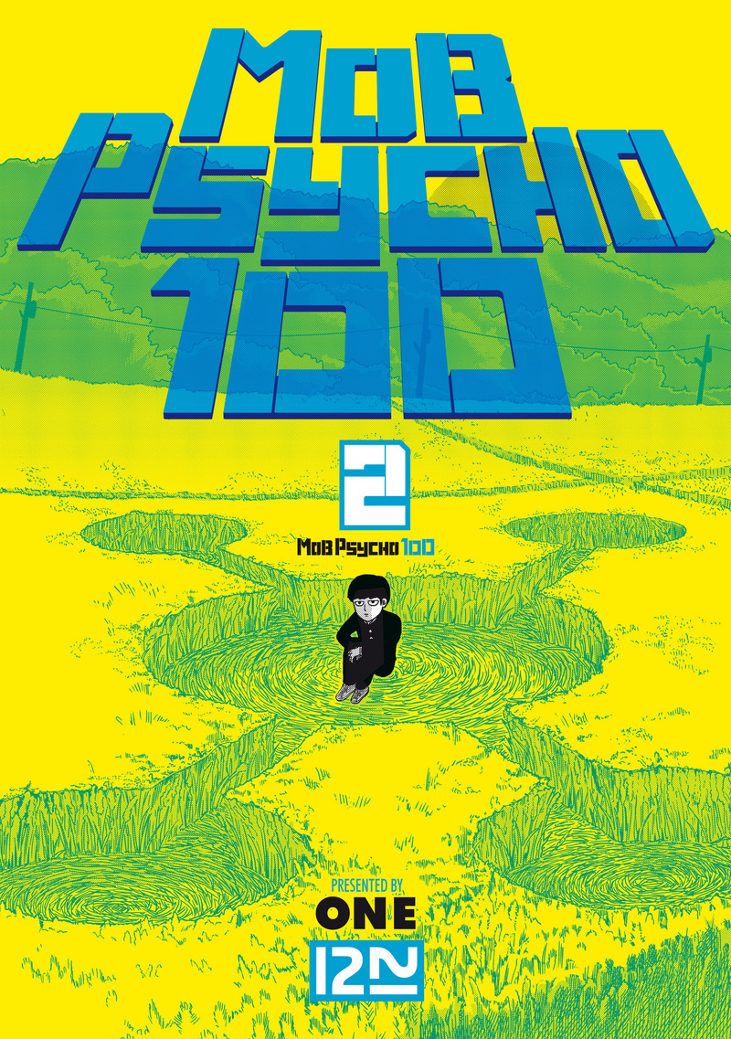 MOB PSYCHO 100 - TOME 02 - ONE