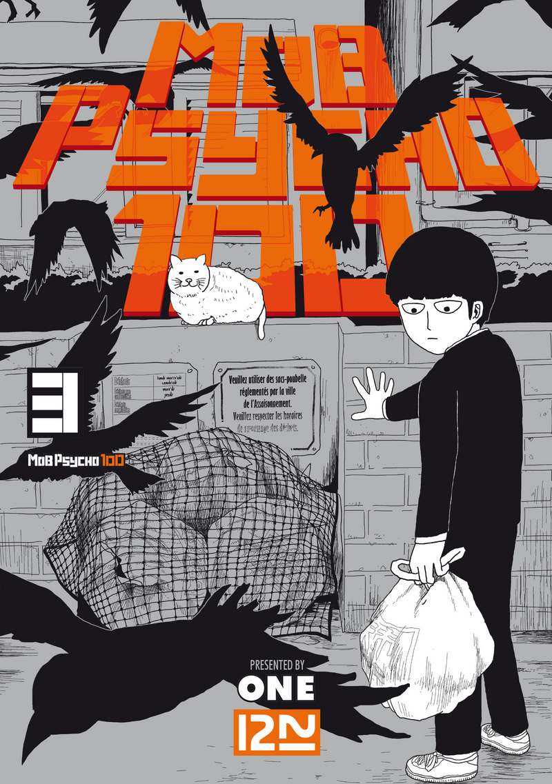 MOB PSYCHO 100 - TOME 03 - ONE
