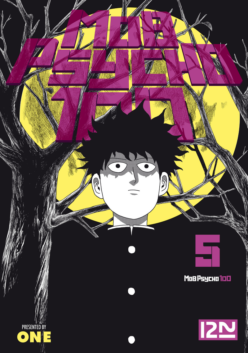 MOB PSYCHO 100 - TOME 05 - ONE