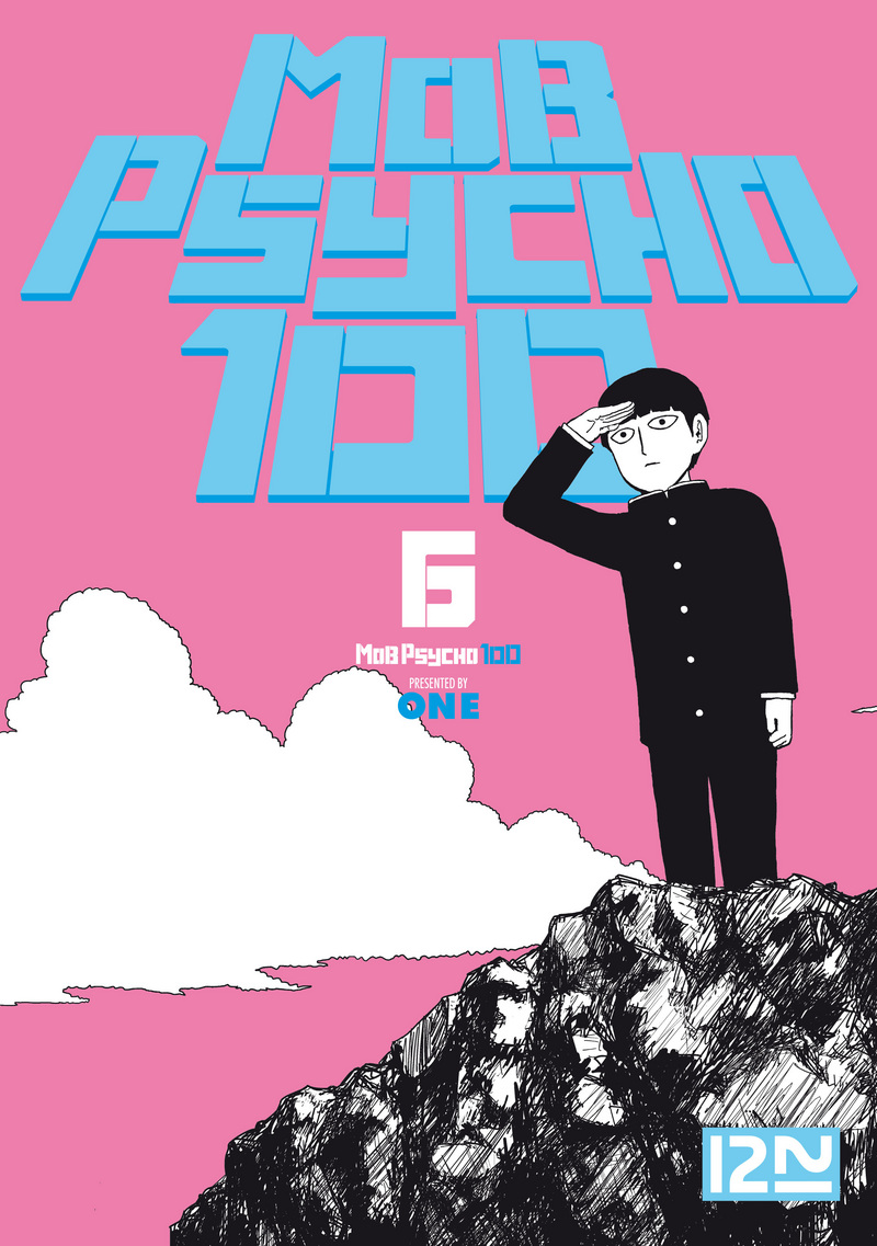 MOB PSYCHO 100 - TOME 06 - ONE