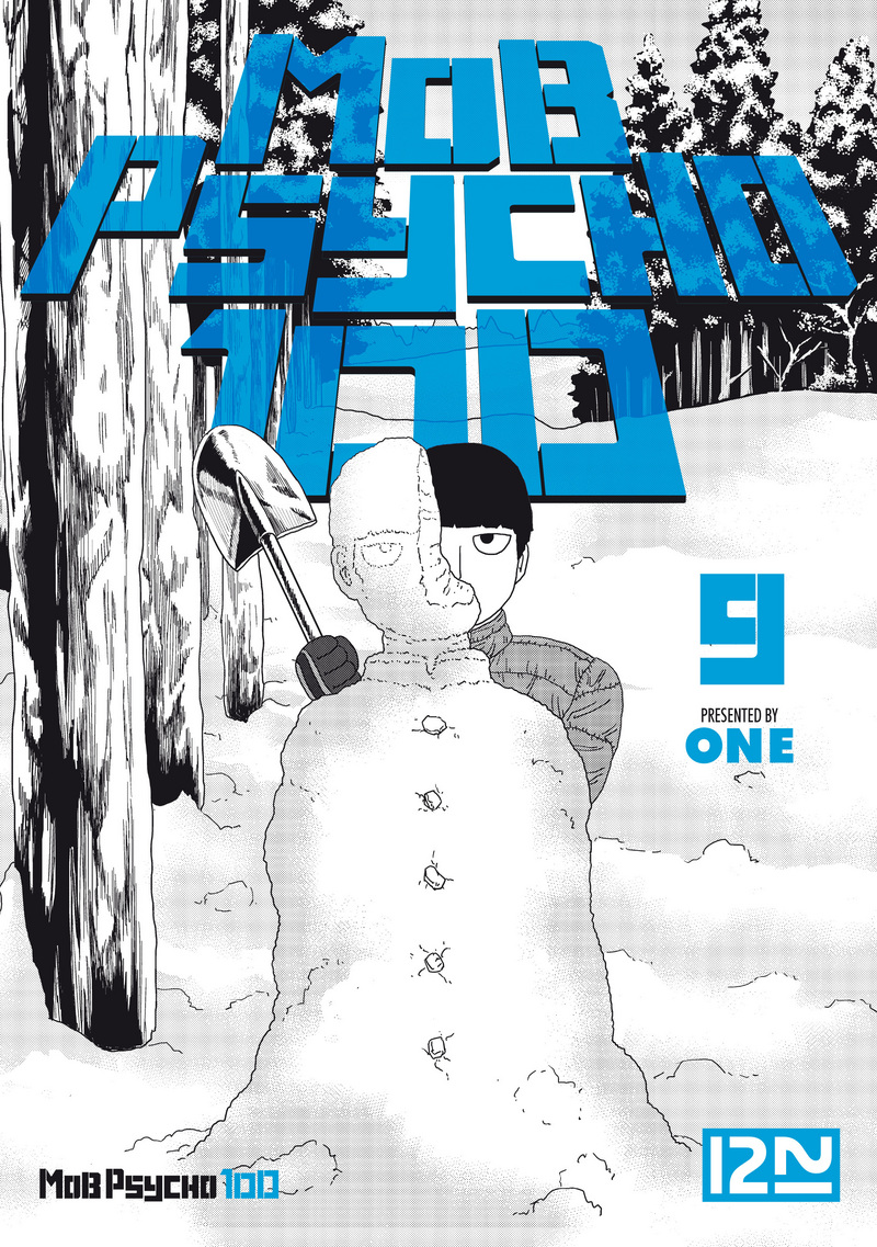 MOB PSYCHO 100 - TOME 09 - ONE